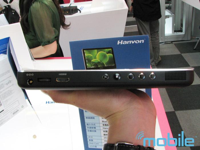 hanvon-2 Hanvon Touchpad B10 Windows 7 tablet vonts to be an iPad