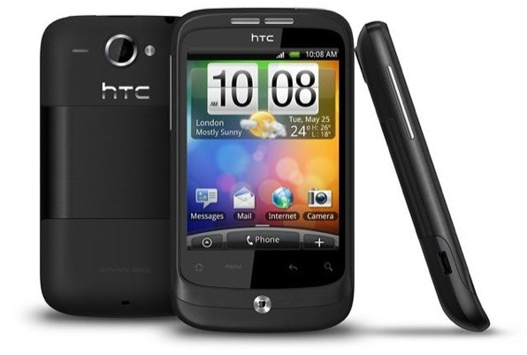 htcwildfirepresshero  Going ablaze with Android-powered HTC Wildfire smartphone