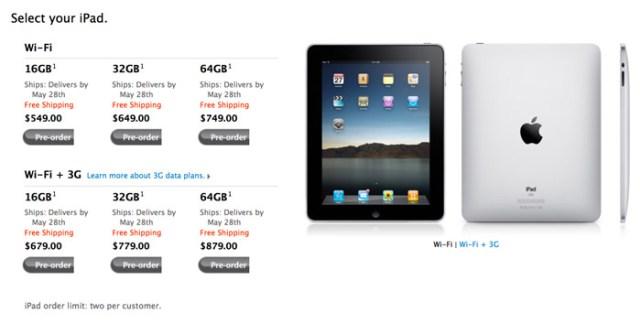 ipad-rogers Rogers announces two Apple iPad data plans