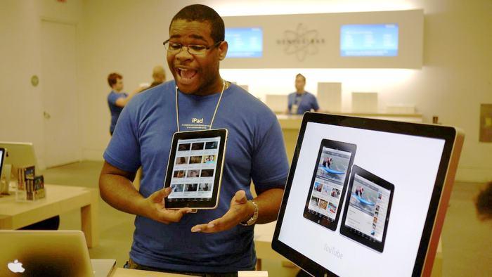 ipad-store Apple iPad goes international