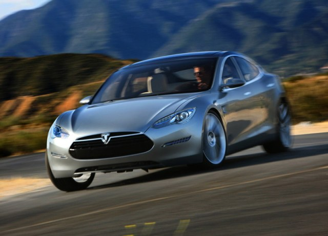 tesla-model-s-large-4 Tesla and Toyota to manufacture model S sedan