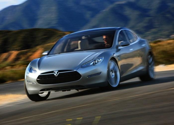 tesla-model-s-large-4 Tesla and Toyota to manufacture model S sedan