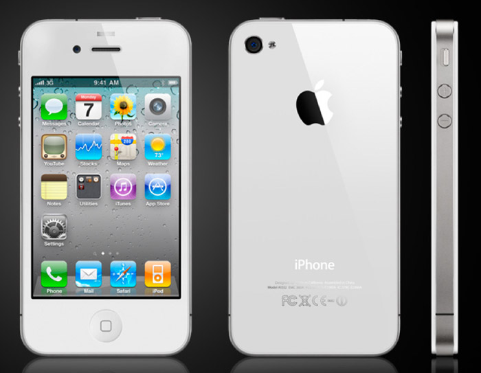 iphone-4-white White Apple iPhone 4 sees delays