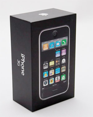 iphone-3gs Fido offers 8GB iPhone 3GS for $99