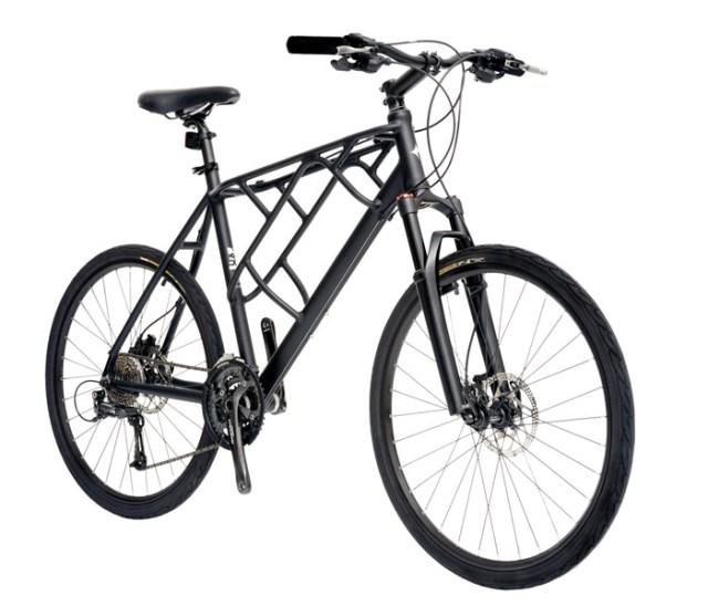 tata-bike-02 Tato commuter bike stowes a laptop between your legs