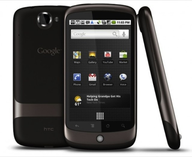 google-nexus-one How to buy the Google Nexus One smartphone again