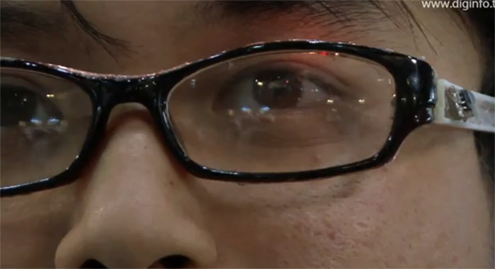 gps-glasses-2  Personal navigation system is a pair of glasses (video)