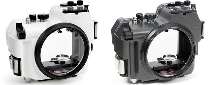 inon-gf1-dual Inon's surf and turf underwater case for the Panasonic DMC-GF1