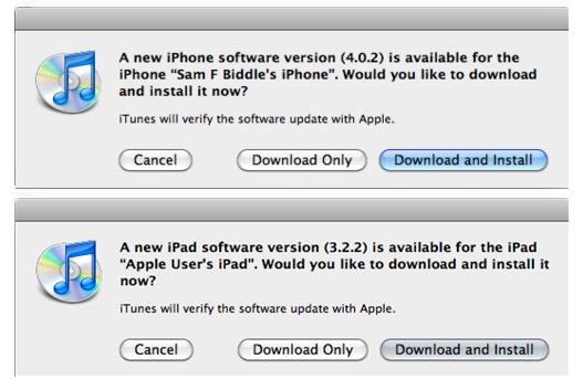 iphone-ipad-update JailbreakMe broken: Apple updates iPhone, iPad iOS to thwart PDF vulnerability