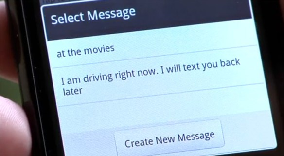 state-farm-on-the-move On the Move app for Android sends text messages for you