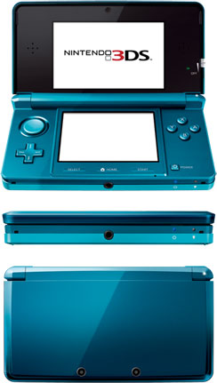 featured_hardware1 Nintendo 3DS to sell for $300, launches February 26 in Japan