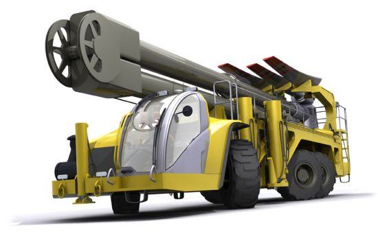 MobileWindTurbine The Mobile Wind Turbine concept
