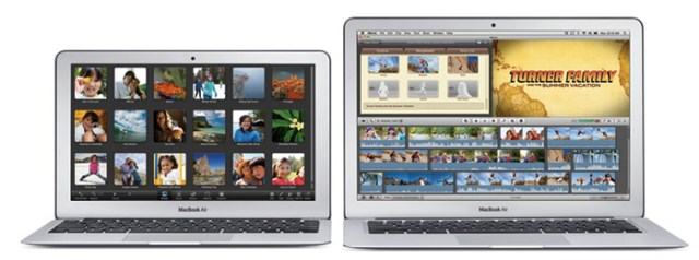 mba-flash-family Apple refreshes MacBook Air with instant booting Flash memory and more