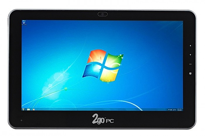 sl10frontscreen-copy-700x466   CTL starts shipping 2goPad SL10 Windows 7 tablet for $499