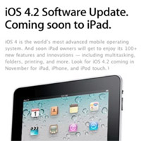 ios4.2 Apple's iOS Update: Pre-release rumors
