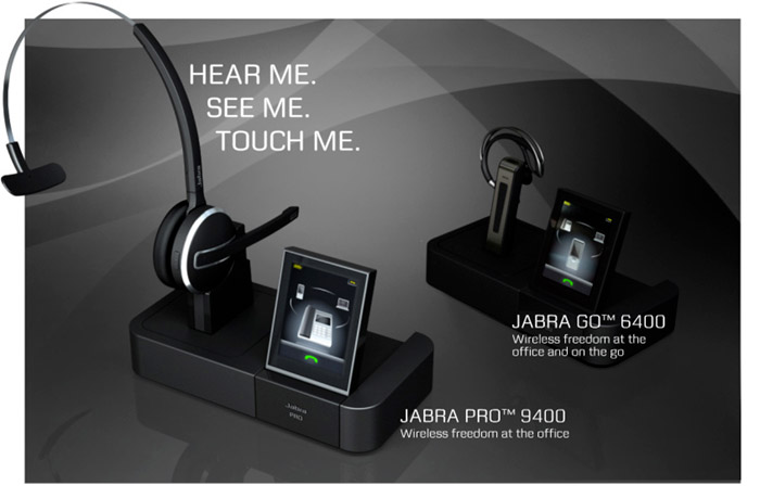 jabra-headsets Six new Jabra headsets, all with Lync and touchscreens