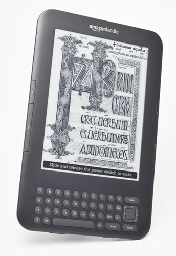 kindle-3g-wifi eBook sales to hit $1 billion