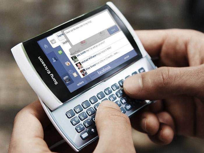 se-vivaz-pro Sony Ericsson Vivaz Pro at fido, $275 outright