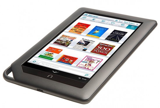 Nook-Color  B&N Nook Color gets upgraded to true tablet PC status?