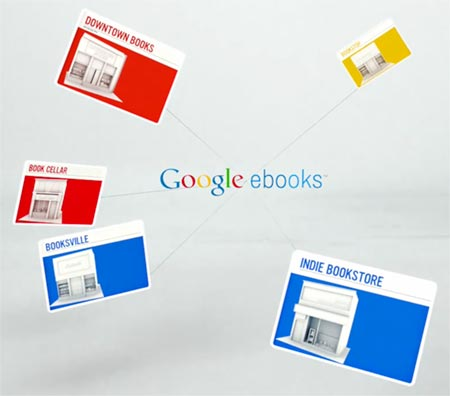 google-ebooks Google eBookstore launches, not as open as you think