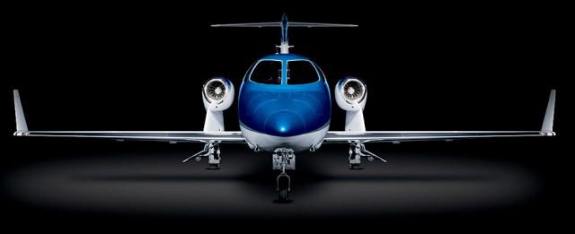 hondajet-black-bg-640x261 Honda flies its HondaJet advanced light business jet with FAA conformity