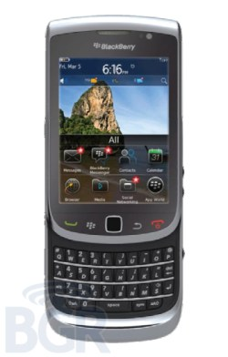 BlackBerry-Torch-2 BlackBerry Torch 2 doubles processor speed of predecessor