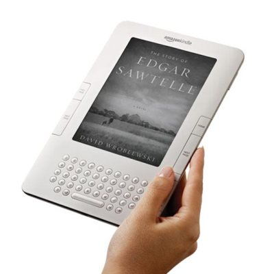 amazon-kindle-2_3 E-books overtake paperback sales on Amazon.com