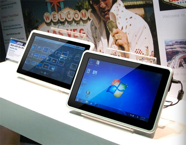 "msi-tablets-1 MSI unveils pair of Android and Windows ""WindPad"" tablets"
