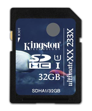 ultimatexx-sd Kingston releases über-fast UltimateXX class of SD cards