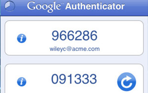 google-authenticator Google Accounts Get Security Upgrade