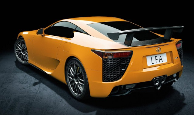 lexus-lfa-nurburgring-2-640x380 Lexus LFA Supercar Gets More Expensive with Nurburgring Edition