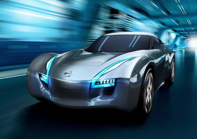 nissan-esflow-03-640x452 Nissan electric Z concept heading to Geneva