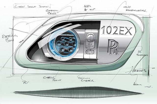 rr-102ex-phantom-2 Fully-Electric Rolls Royce 102EX Phantom Debuts in Geneva