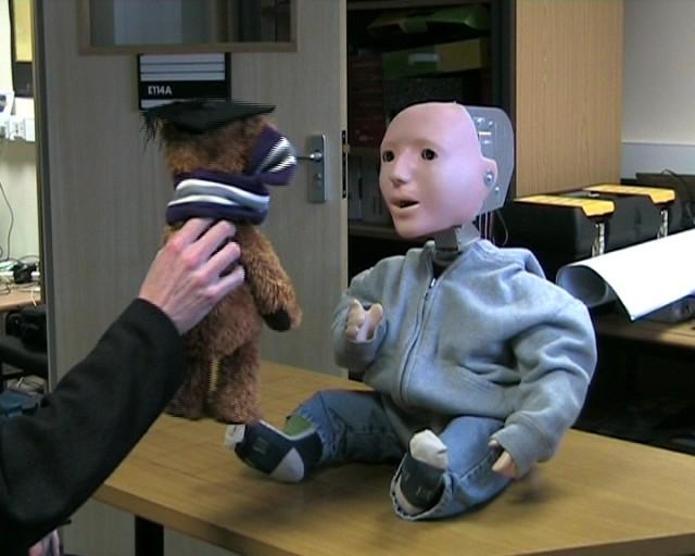 kaspar-640x512 Kaspar the Robot Developed for Autism Therapy Sessions