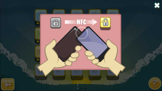 NFC_free_tutorial-1 Angry Birds Magic Forces You to Find Nokia NFC Friends