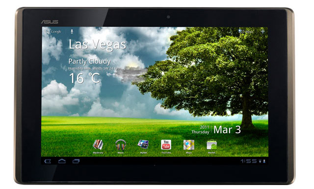 eee-pad-transformer iPad 2 Challenger: Android Honeycomb ASUS Eee Pad Transformer available to US late April