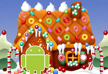 gingerbread-house  Google Stops Android 2.3 Gingerbread from Hitting Galaxy S