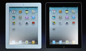 ipad2-light-bleed Apple looking to switch LCD supplier for iPad 2