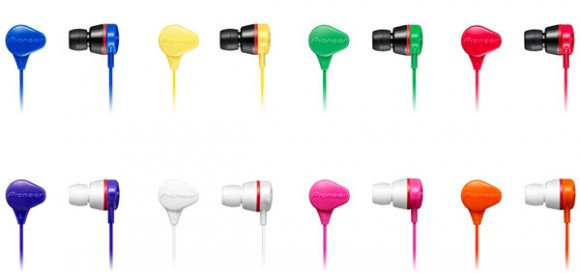 pioneerwashable-580x273 Pioneer develops washable earphones