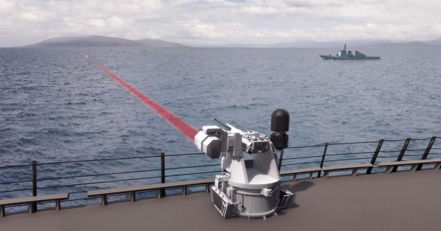 5598283233_5ba6898e66_b-640x336 US Navy gets Mk 38 Mod 2 Tactical Laser System