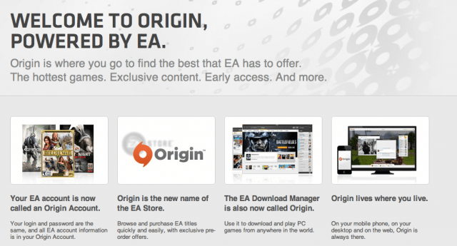 Picture-1-640x345 EA Origin offers cross-platform gaming and social networking