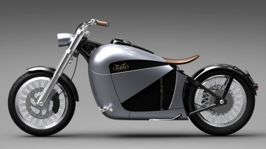 orphiro $70,000 Orphiro Electric Motorcycle Cruiser makes green sexy
