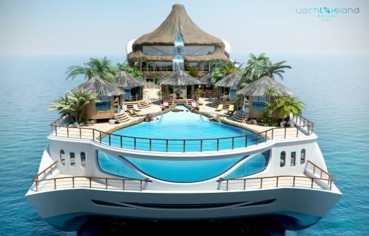 yachtdesignsfloatingislandmegayacht-5 Best waste of money - 90 Metre Floating Island Yacht