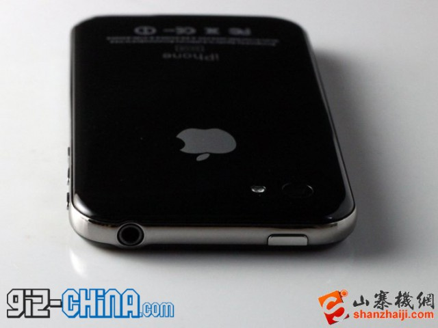 iphoney-iphone-5-640x480 Apple iPhone 5 delayed until late October, leaked photos show new design