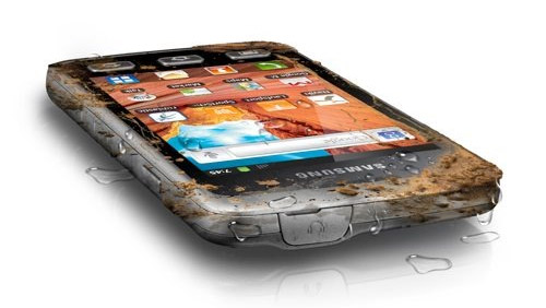 samsung-galaxy-xcover-1 Samsung Galaxy Xcover is built to withstand fire and water