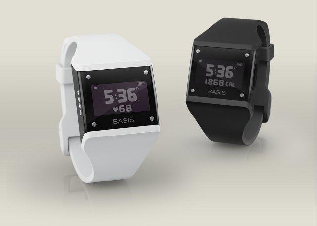 basis1 Lo and Behold the Health Tracker Watch!