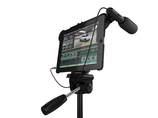 makayama-01 Videographers will love the Makayama Movie Mount for iPad 2
