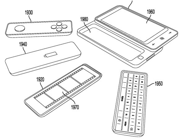 msmodular Modular Windows Phone 7 slider patented by Microsoft