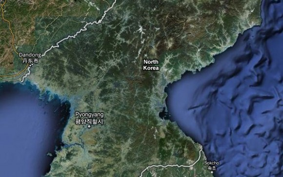 north-korea-580x364 New North Korea GPS jamming device has 100 kilometre range