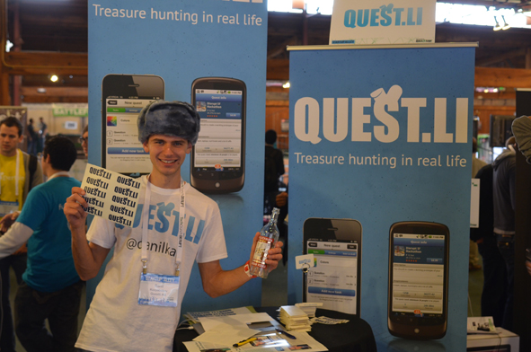 quest.li_ Quest.li: the social mobile gaming platform for smarties